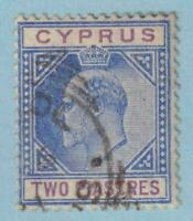 CYPRUS 41 USED - NO FAULTS EXTRA FINE!