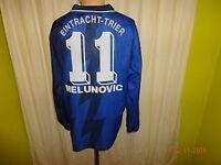 Eintracht Trier Nike DFB-Pokal Matchworn Trikot 1997/98 + Nr.11 Melunovic Gr.XL