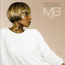Mary J. Blige - Growing Pains [New CD]