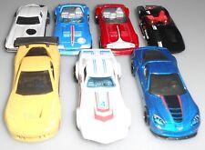 Hot Wheels Corvette Lot of 7 Stingray COPO C7 C8R ZR1 2021 Loose
