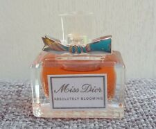 DIOR Miss Dior Absolutely Blooming Eau De Parfum mini Perfume, 5ml, Brand New!