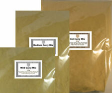 Unbranded Powdered Curry Spices & Seasonings