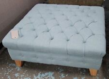 Chesterfield Modern Ottomans & Footstools