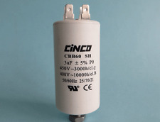 Condensatore Motore Start esegui COMPRESSORE ARIA CONDIZIONATA POMPA ACQUA 450v 3uf