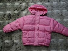 NEXT girls pink winter jacket  for age 5 years *  BRAND NEW C2-4