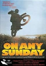 on Any Sunday 0012233331127 With Bruce Brown DVD Region 1