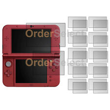 10X Lcd Ultra Clear Hd Screen Guard Protector for Nintendo 3Ds Xl (2015) Hot!