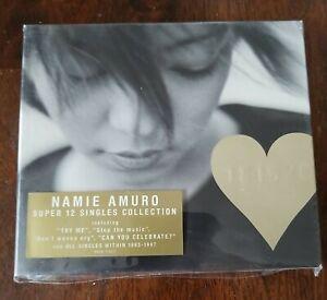 NAMIE AMURO - 181920 (best Album) - CD - Import - **Excellent Condition**