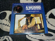 A Woman Under the Influence Pioneer SE Laserdisc LD Peter Falk Free Ship $30
