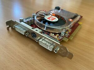 ATI FireGL V7100 256MB Graphics Video Card PCIe x16 HDTV DVI 400MHz 102A3220111