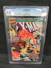 X-Man #33 (1997) Terry Kavanagh Story CGC 9.8 White Pages E393