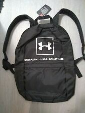 UNDER ARMOUR BLACK PROJECT 5  BACKPACK BAG BRAND NEW WITH TAGS