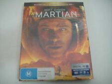 The Martian (Blu-ray Disc, 2015, 3D Edition)