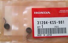 Honda Starter SPRING CARBON BRUSH NX125 NX250 NX650 XR650L NIGHTHAWK 250 750 CB1
