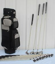 Knight Ladies ZRX Golf Clubs Set 1,3,5 3-PW Putter Cart Bag RH Right Hand NEW