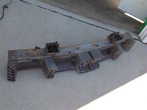 82-92 1988 88 Camaro Front Bumper Impact Reinforcement Bar FREE SHIPPING!