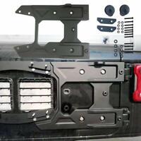 OEM 2003-2006 Jeep TAILGATE HINGE REINFORCEMENT Wrangler MPN 55236044AB