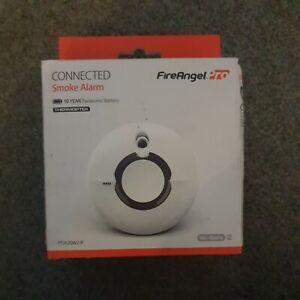 Fireangel FP2620W2-R Pro Connected Smart Smoke Alarm Wi-Safe 2 Interlink
