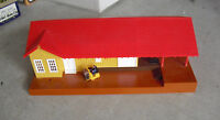 HO Scale Bachmann Grovemont Freight Station Building
