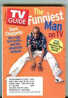 TV Guide Magazine August 8-14 2004 Dave Chapelle Reality Romances EX 062816jhe