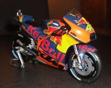 NEW MINIATURE  KTM RC 16 MOTO GP 44 REPRO CONSTRUCTEUR 1/12 RED BULL ESPARGARO