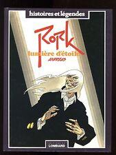 RORK  T.4 Lumière d'Etoile   ANDREAS   Ed. du LOMBARD  EO 1988