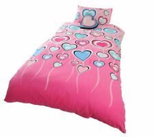 Unbranded Hearts Quilt Covers