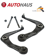 For PEUGEOT 206 206SW 98-06 FRONT LOWER WISHBONE SUSPENSION ARMS L/R & BOLT KIT