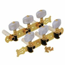 2x Classical Guitar 3L3R Mica Color Rectangle Button Professional Tuners