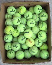 45 Good Used Tennis Balls, incl. Penn, Wilson, Dunlop, etc