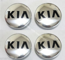Silver Wheel Cap 4pcs for 2015 2016 2017 2018 KIA Sedona / Carnival