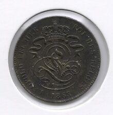 2 cent 1863 * Prachtig / FDC * LEOPOLD I * nr 8779