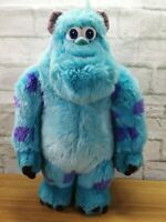 """L2 Disney Store Stamped Monsters Inc Sully Plush Large 16"""" Soft Toy Teddy Sulley"""