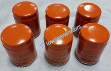 6 PK Generac 070185E Oil Filter