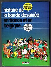 HISTOIRE DE LA BANDE DESSINEE EN FRANCE ET EN BELGIQUE #  # 1984 GLENAT