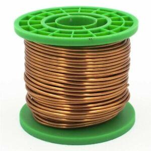 2-100 Meter Copper Wire Ø 2.36-5mm Cu 99.9% Paint Wire W-Nr 2.0090 Craft