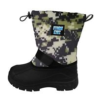 Storm Kidz Unisex Cold Weather Snow Boot (Toddler/Little Kid/Big Kid) MANY...