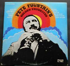 Golden Favorites  / Pete Fountain   (Vinyl, Coral, CRL 757511, 1970)
