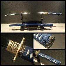 High Quality Japanese Samurai Sword Katana High Carbon Steel Razor Sharp #7432