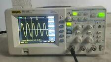 Rigol Ds1102e Digital 2ch 100mhz Oscilloscope