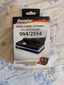 Energizer Power And Play Charging Dock for Nintendo DSI Console New Free Postage
