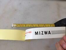 Porsche Japan MIZWA Sticker Decal Window 911 993 964