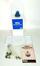 NSA Bacteriostatic Water Treatment Shower Unit Filter Model 150SH Open Box
