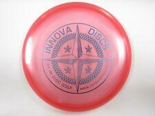 Innova First Run Protostar Champion Vroc Maroon w/ Blue Metal Stamp 180g -New