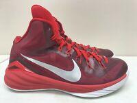 Mens Nike Hyperdunk Red 653483 606