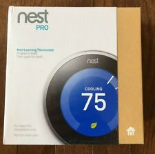 Nest Pro 3rd Generation Programmable Thermostat T3008US