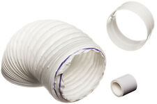 """3 Metre Universal Hose Kit Extension for 5"""" 125mm Portable Air Conditioner"""