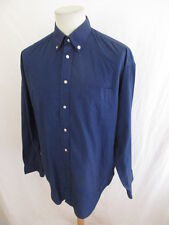 Chemise Versace Bleu Taille L à - 72%
