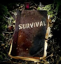 Survival Guides Survival Books - First Aid, Food, Medical, Plants,Great info 2