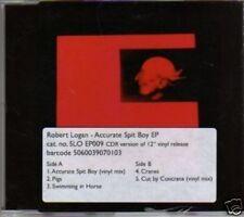 (366N) Robert Logan, Accurate Spit Boy EP - 2009 DJ CD